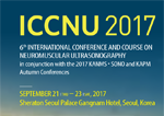 the 6th International Conference and Course on Neuromuscular Ultrasonography (ICCNU 2017)